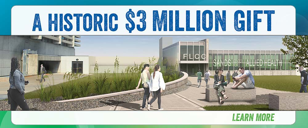 A Historic 3 Million Dollar Gift - Learn More