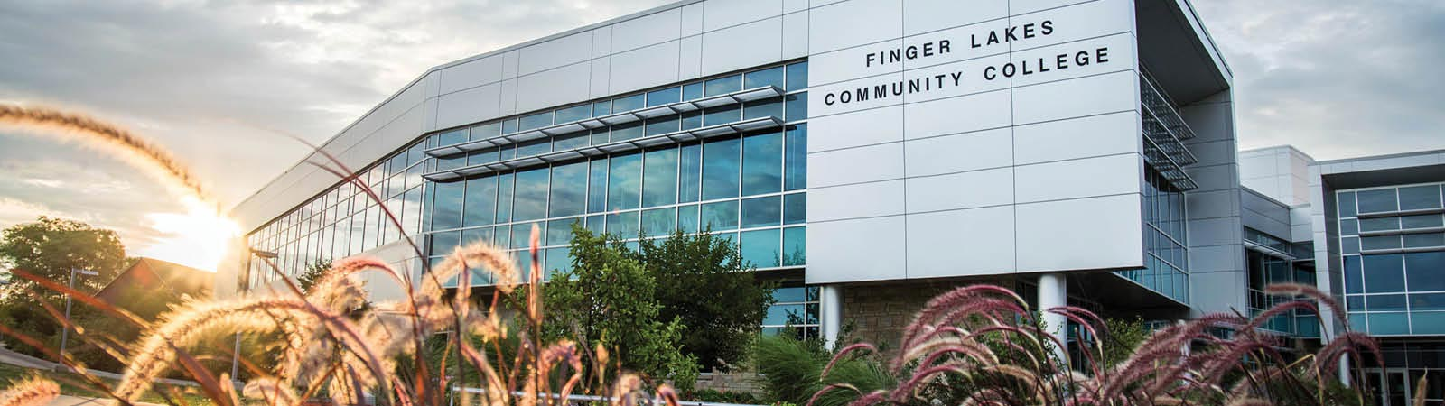 The Student Center at Finger Lakes Community College, Canandaigua, NY