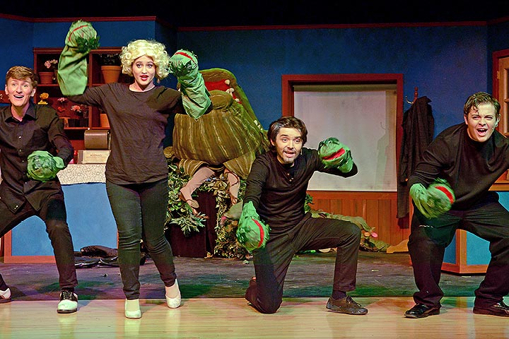"""Little Shop of Horrors"" 2018 Main Stage Play"
