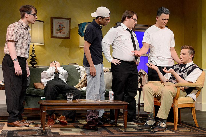 """The Odd Couple"" 2018 Main Stage Play"