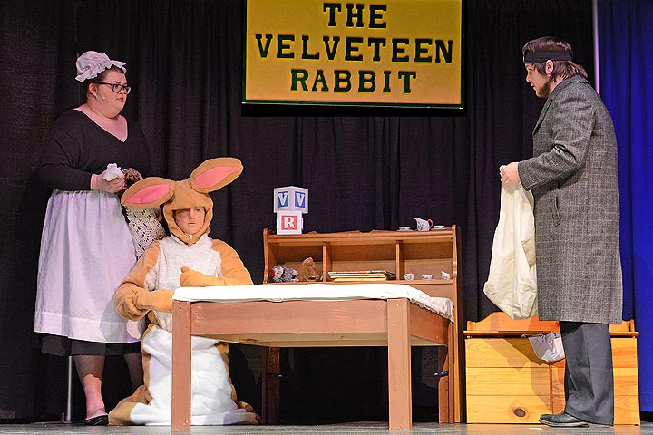 """The Velveteen Rabbit"" 2015 Children's Theatre"